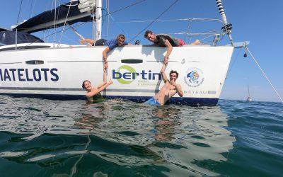 Bertin et les 4 Matelots pleins d'énergie