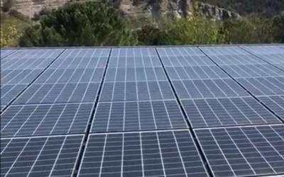 Camping Soleil Vivarais : développement d' une centrale solaire en autoconsommation