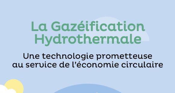 Gazéification Hydrothermale